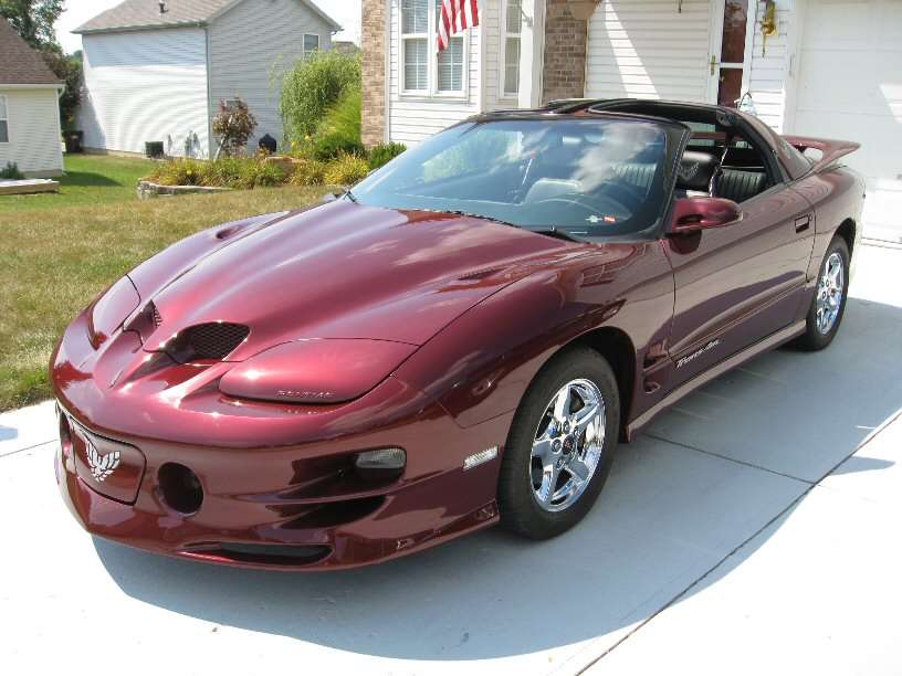 Car Detailing Kit >> Superhawk hood and Molded Wings West Front Lip Painted - LS1TECH - Camaro and Firebird Forum ...